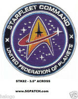 Star Trek Starfleet Command Patch - Stk82