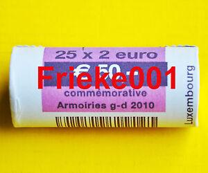 Luxemburg-Luxembourg-2-euro-comm-rol-2010-25-munten