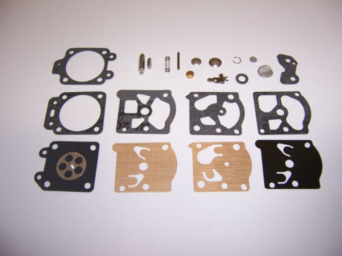 Vergaser Membran+Reparatursatz passend Jonsered CS 2137 2138 2135   (Walbro)neu