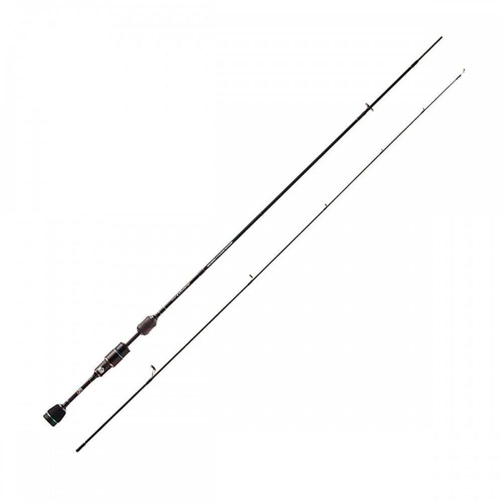Abu Garcia MASS BEAT EXTREME MES602UL Ultra Light Trout Fishing Spinning Rod