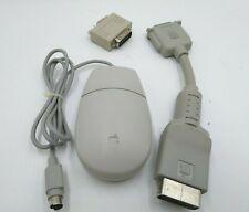 Vintage Original Apple Macintosh Desktop Bus Mouse II M2706 1 Button