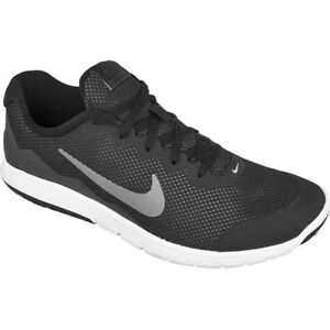 4f12072be4767 Nike Men s Flex Experience RN 4 Size 12.5 Black Gray Running Shoes ...