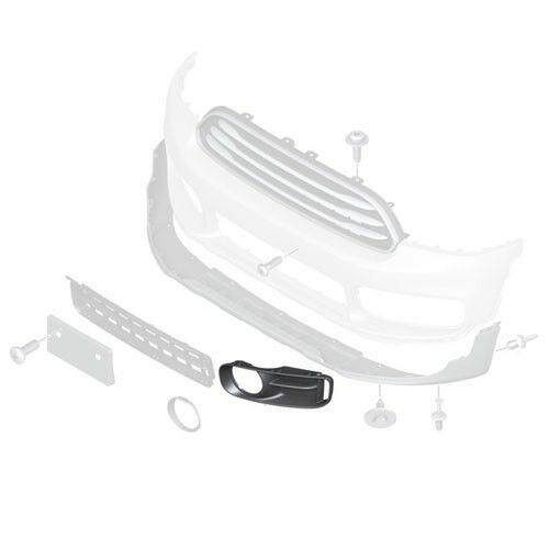 MINI NEW GENUINE F60 COUNTRYMAN FRONT FOG LIGHT CLOSED GRILLE LEFT N//S 7390533