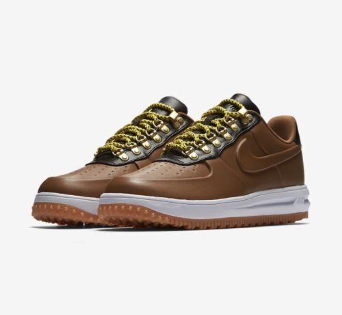 Uomo Nike LF1 Duckboot Low  AA1125-200 Ale Brown Brand New Size 10