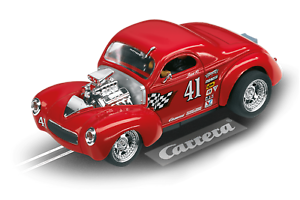 Top Tuning Carrera Digital 132 - Hotrod '41 Willys