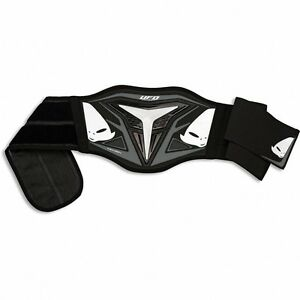 UFO-Adult-Demon-Body-Kidney-Belt-Protector-Motocross-MX-Enduro-Black-CI02356E