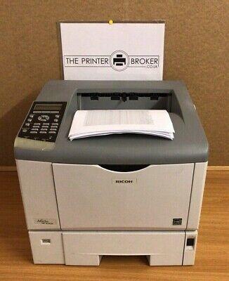 973415 - Ricoh Aficio Sp4310n A4 Mono Laser Printer