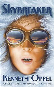 Very-Good-Oppel-Kenneth-Skybreaker-Paperback-Book