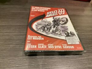 Hell 'S Angels 69 Mayhem IN Le Vegas DVD Sigillata Nuovo