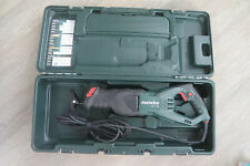 +Koffer Metabo Säbelsäge SSE1100 Reciprosäge Tigersäge Fuchsschwanz 606177500