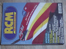 $$5 Revue RCM N°169 Plan encarte Strega  Dago Red  Dortmund  Extra 260  Flash 25