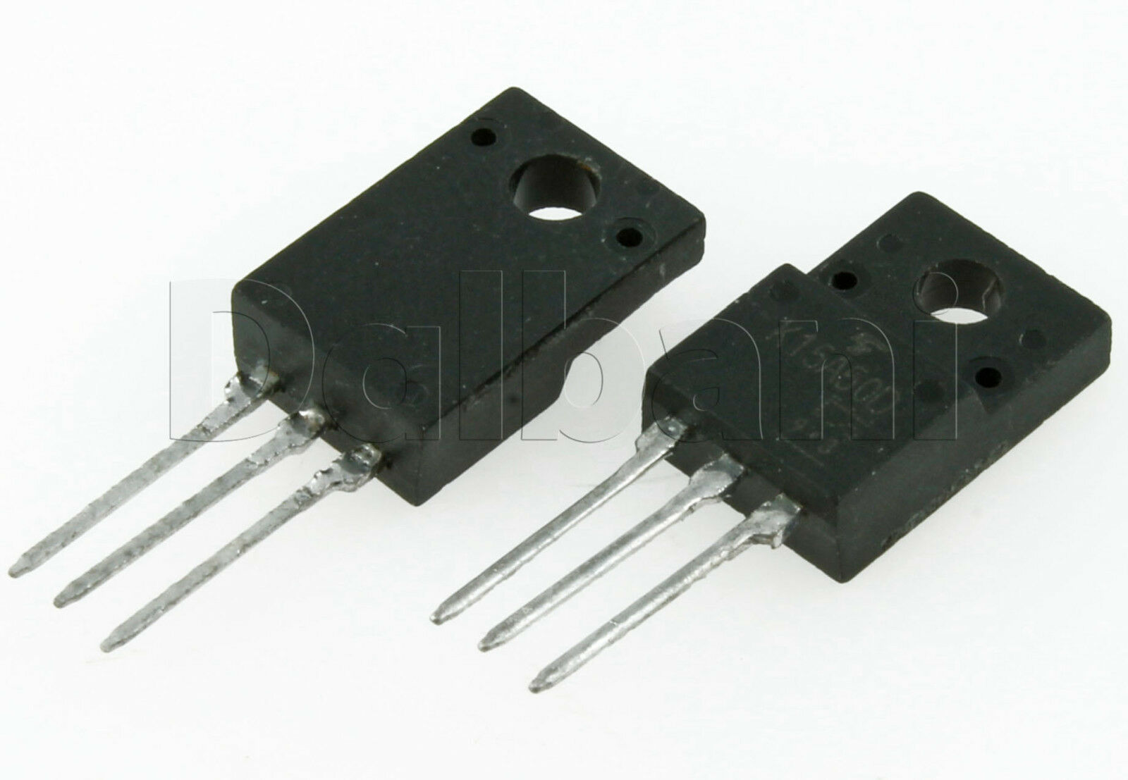 TK15A50D TO-220SIS Original New Toshiba 15A 500V .3ohm N-CHANNEL Si POWER MOSFET