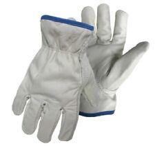 Boss 4063x Grain Buffalo Leather Driver Gloves