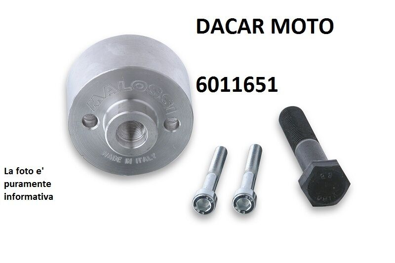 Dunst für Rotor PIAGGIO NRG EXTREME 50 2T MALOSSI 6011651  | Verkauf