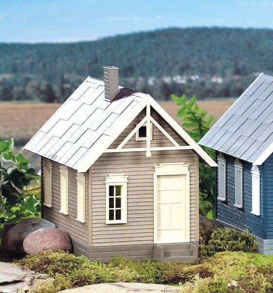 PIKO 62707 modello finito Hills abitazione