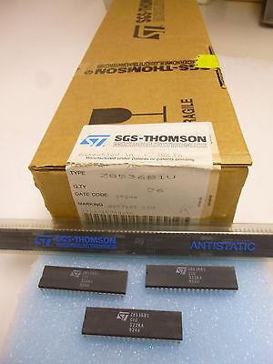 3 pieces Z8536AB = Z8536 COUNTER//TIMER PARALLEL-I//O 6MHz CIO 8536 NEW ~