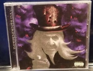 Twiztid - Independence Day CD Glow Cover insane clown posse tech n9ne d12 proof