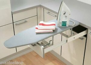 pull out drawer ironing board vauth sagel convenient and. Black Bedroom Furniture Sets. Home Design Ideas
