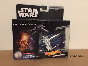 Hot-Wheels-Starships-Star-Wars-Resistance-X-Wing-Fighter-Commemorative-Series