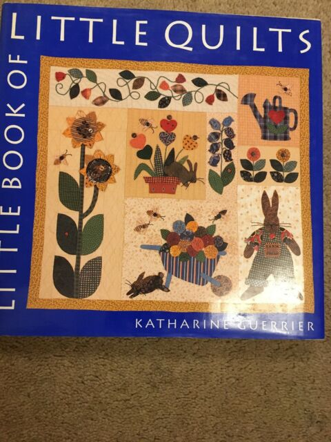 Little Book Of Little Quilts by Octopus Publishing Group (Hardback, 1994)