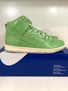 check out 29532 bf203 Details about Nike SB Dunk High Statue of Liberty diamond denim supreme  pigeon paris 11.5