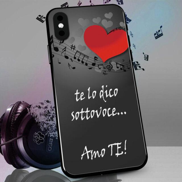 Custodia Cover cellulari,cover Vasco rossi, Blasco,cover amo te ...