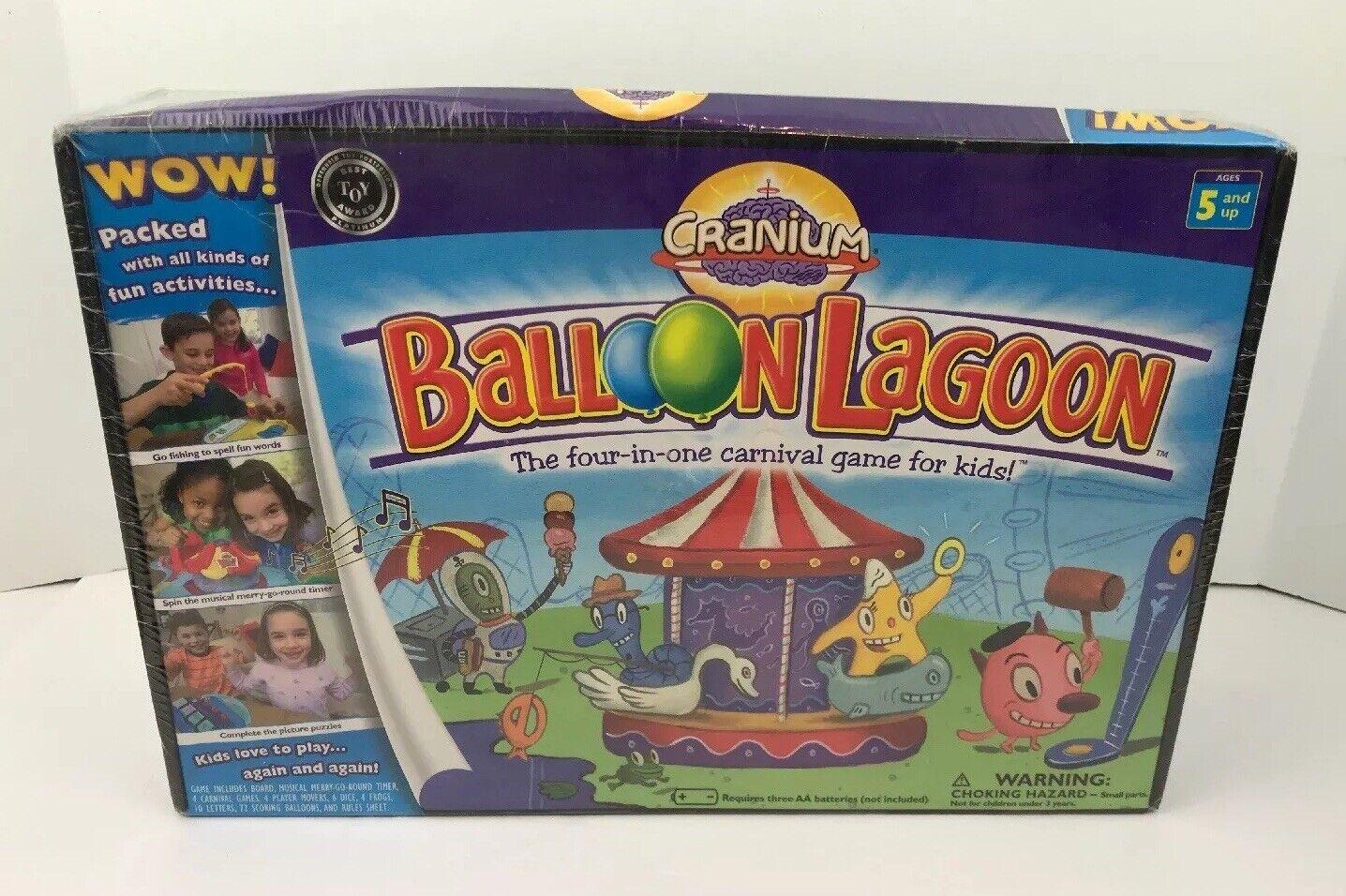 Cranium Btuttioon Lagoon gioco nuovo 4 In 1 autonival gioco  For bambini  per il commercio all'ingrosso