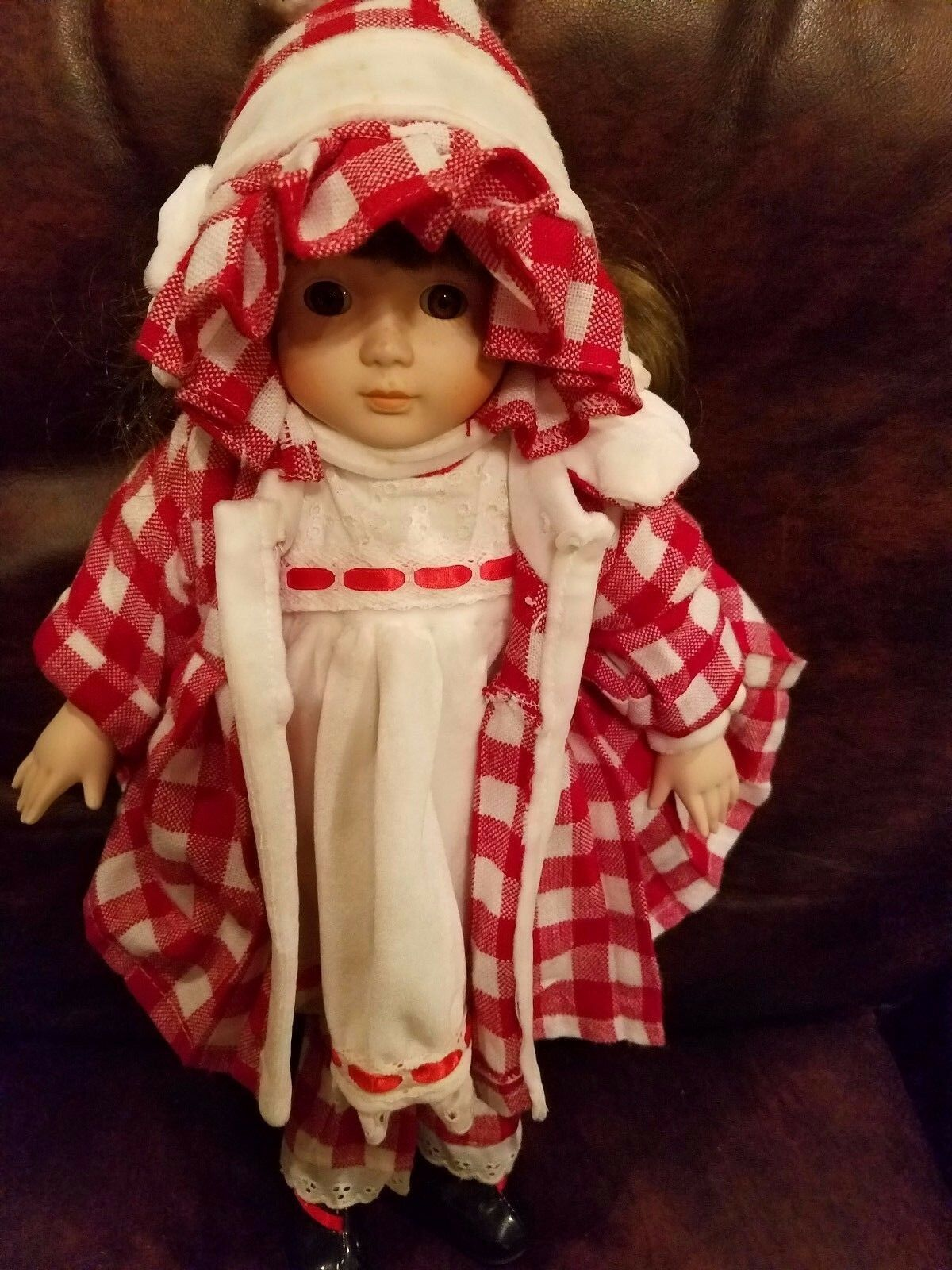 Bellissimo Carrie Doll 18  by Victoria Impex LMT 248 of 480