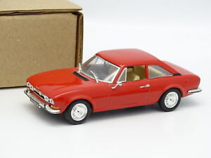 Norev-SB-1-43-Peugeot-504-Coupe-Rouge