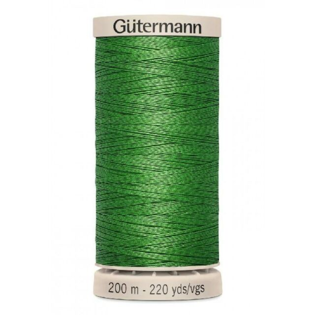 2.03 EUR//100 Meter Gütermann Quiltgarn Handquiltgarn Farbe 2074