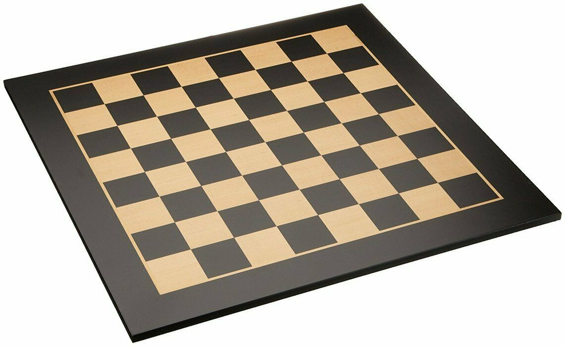Professional Tournament Wooden chess board Berlin  55 mm - 2,17