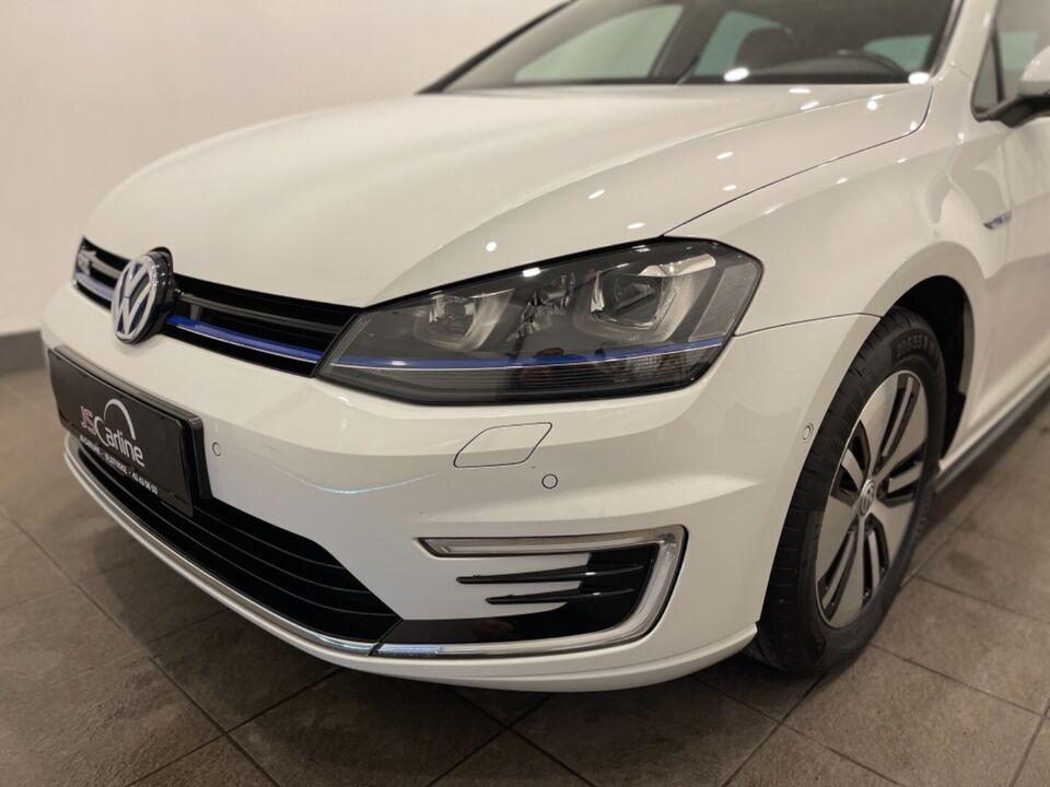 VW Golf VII 1,4 GTE DSG Benzin aut. Automatgear modelår 2017