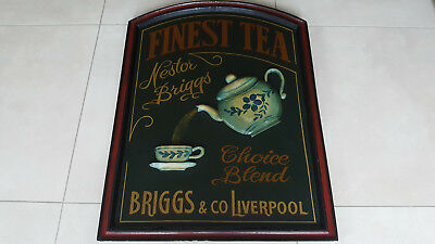 Altes 3d Bild Briggs & Co Liverpool Type Engs00