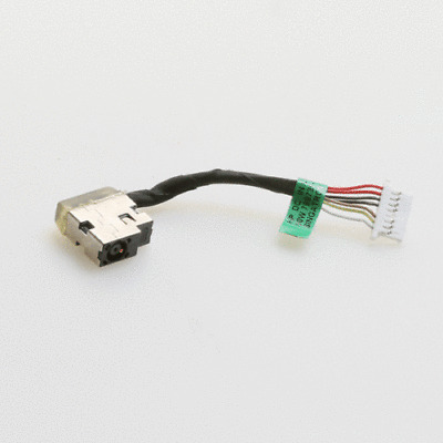 DC POWER JACK CABLE For HP 15-cr0052od 15-cr0053wm 15-cr0056wm 15-cr0064st TO