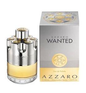 Parfum Azzaro Pour Homme Wanted Eau De Toilette 100ml Neuf Et Sous
