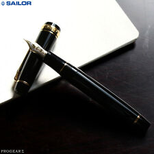 SAILOR PRO.GEAR Σ SIGMA SERIES 11-2517 DELUXE NOIR PLUME OR 21 CARATS GOLD 21K