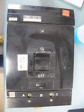 Square D Ma36500 500a 600v 3p Black Circuit Breaker Test Reportwarranty