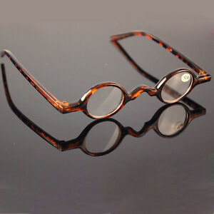 6016db76e5 Image is loading Designer-Glasses-Small-round-Oval-Vintage-Retro-Reading-