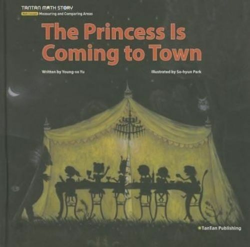 1 of 1 - The Princess Is Coming to Town - New Book Yu, Young-so