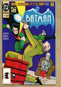 Batman-Adventures-14-1993-vf-nm-9-0-based-on-animated-series-2nd-Variant-cover