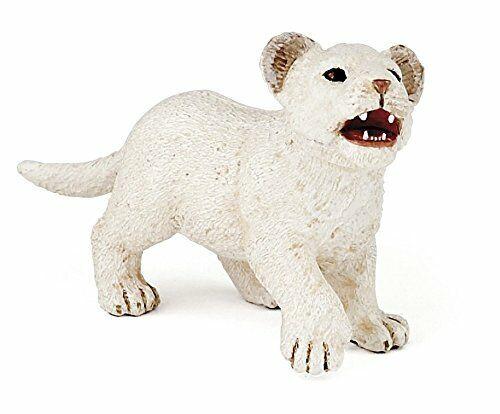 Bianco Papo 50076 Figura LION CUB