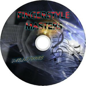 FINGERSTYLE-ACOUSTIC-GUITAR-TAB-CD-TABLATURE-GREATEST-HITS-BEST-OF-MUSIC-ROCK
