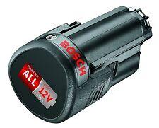Batería Recargable de 12 V de litio con  2,5 Ah de Capacidad Bosch Power 4all