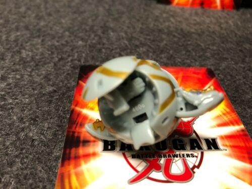 BAKUGAN SAURUS B1 CLASSIC GRAY HAOS 460g BATTLE BRAWLERS