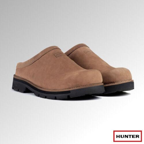 Hunter Balmoral Sabots Marron W24446