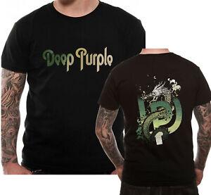 OFFICIAL-Deep-Purple-T-Shirt-Dragon-Mens-Unisex-The-Battle-Rages-On
