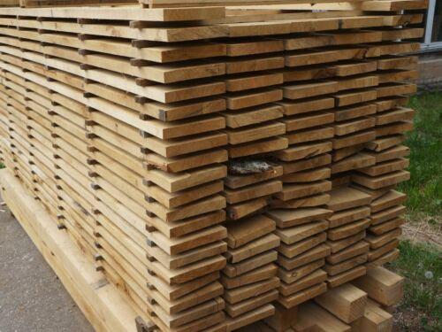 Eichenbretter Eichenbohlen Fachwerk Eiche Brett massiv Holz 2 x 15cm Länge 2 m
