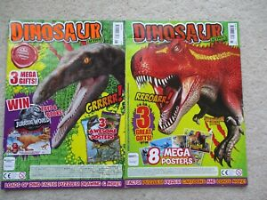 Dinosaur-Action-Magazines-Issue-96-amp-103