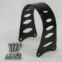 Black Harley Fork Brace Fits All Narrow Glide Front Ends W/ 19 21 Front Wheel