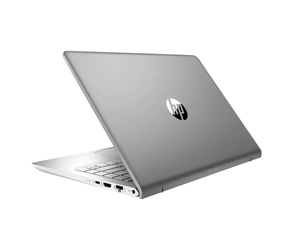 HP Pavilion 14-bf080no, 2,40 GHz, 4 GB ram